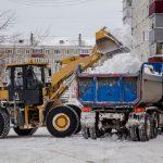 Уборка и вывоз снега в Перми